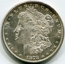 1878-S Morgan Dollar MS61
