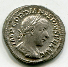 Gordian III - Denarius