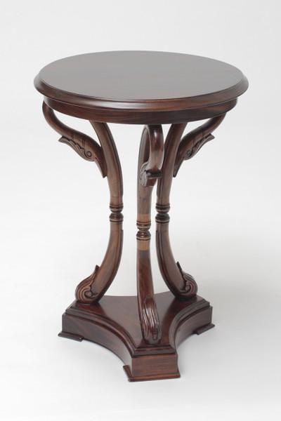 Empire Swan Wine Table