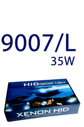 9007/L (HB1/HB5) - 35W canbus HID kit