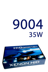 9004 bi-xenon (HB1/HB5) - 35W canbus HID kit