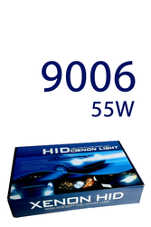 9006 (HB4) - 55W canbus HID kit