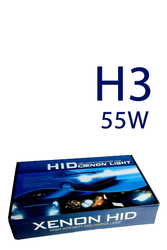 H3 - 55W canbus HID kit