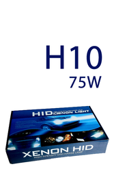 H10 (H12, 9005, 9140, 9145, 9155) - 75W kit