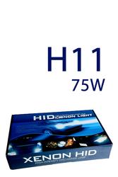 H11 (H8/H9) - 75W Fast-Start HID kit