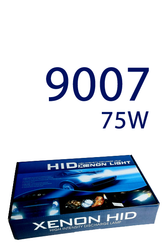 9007 bi-xenon (HB1/HB5) - 75W Fast-Start HID kit