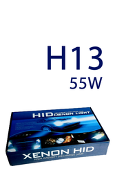 H13 bi-xenon (9008) - 55W kit