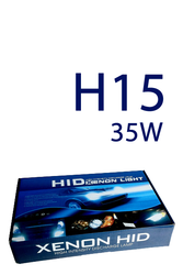 H15 - 35W canbus HID kit