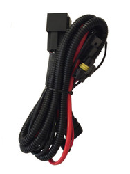 9005/9006/H1/H7/H10/H11/9012 HID wiring relay harness