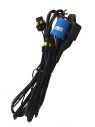 9007 bi-xenon HID wiring relay harness (OVERSTOCK SALE!)