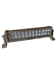"12"" 72W CREE Straight Dual Row CAMOUFLAGE Combo Beam LED Light Bar (HG-8625-72) - 3D lens"