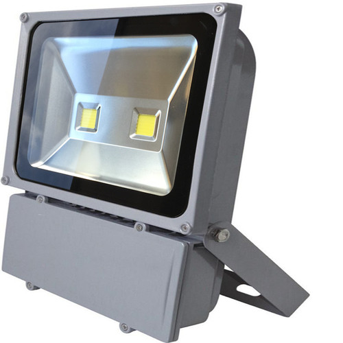 LED driver is inside the compartment below the light