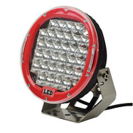 """9"""" JEEP Wrangler Off-Road Auxiliary Driving Lights CREE LED 10000LM  (L909G) / 2 pc"""