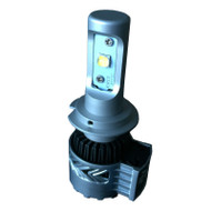 H7 8G 12000lm CREE LED kit, cooling fan and external LED driver