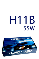 H11B (H8/H9) - 55W canbus HID kit