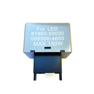 8-pin LED Flasher Relay CF18 for Newer Japanese Cars (Toyota, Scion, Lexus, Subaru)