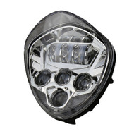 Victory Motorcycles 60W DOT SAE Cross Country LED Headlight