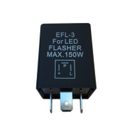 3-pin LED Flasher Relay EFL3 for Domestic Cars
