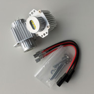 BMW E90 Angel Eye LED bulbs - WHITE