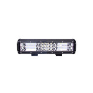 "12"" 108W Tri-Row CREE Combo Beam LED Light Bar - 10800lm - NEW!"