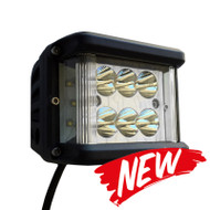 "4"" 60W sideshooter LED light"