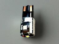 28mm 9 Watt W3W, W5W, 158, 161, 168, 192, 193, 194, 579, 12961, 904, 906, 912, 916, 917, 920, 921, 922 OSRAM Canbus LED bulb, Audi, BMW, Mercedes Benz (T10-3-9W) - WHITE