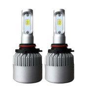 9012 S2 2-sided 16000lm CSP LED kit, cooling fan, built-in LED driver - NEW ARRIVAL!