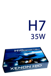 H7 - 35W canbus HID kit