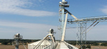 Ross Bucket elevators and Drag Conveyors
