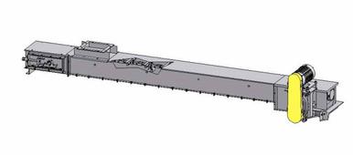 Ross Chain Drag Conveyor