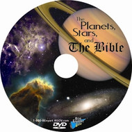 The Planets, Stars and the Bible - DVD or Video Download