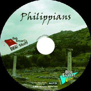 Pastor Bob Enyart's study of Paul's Epistle to the Philippians