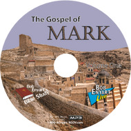 Gospel of Mark Vol. 1 MP3-CD or MP3 Downloads