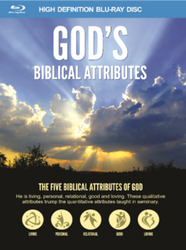 God's Biblical Attributes 2-Blu-ray or DVD set
