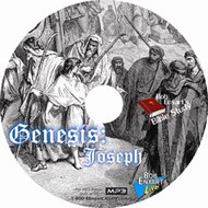 Genesis: Joseph MP3-CD or MP3 Download