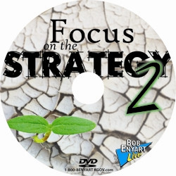 Focus on the Strategy