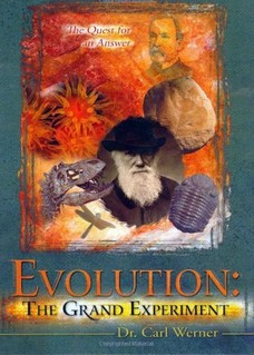 Get Dr. Carl Werner's FABULOUS video exposing the illusions of evolution!