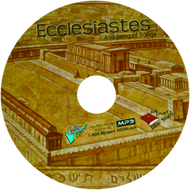 Ecclesiastes and Song of Songs MP3-CD or MP3 Download