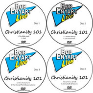 Christianity 101 - 4 DVD Set or Video Download
