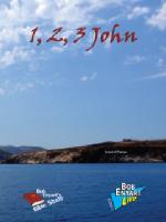 1, 2, 3 Epistles of John