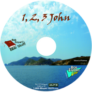 1, 2, 3 John MP3-CD or MP3 Download