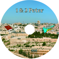 1 & 2 Peter MP3-CD