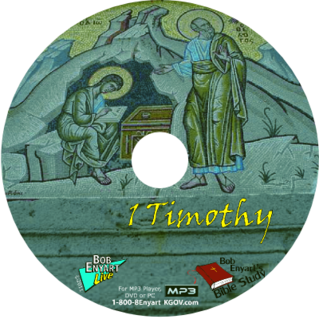 1st Timothy: Wine, Women, and Such...