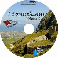 1 Corinthians Vol. II MP3-CD or MP3 Download
