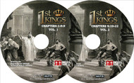 1 Kings MP3-CD Set