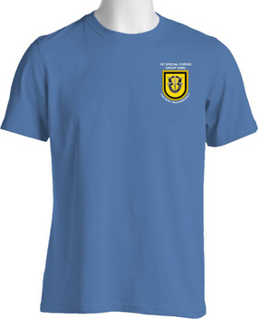 1st Special Forces Group Moisture Wick Shirt