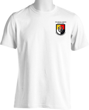 3rd Special Forces Group Short-Sleeve Moisture Wick Shirt