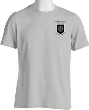 5th Special Forces Group Cotton Shirt Version 1