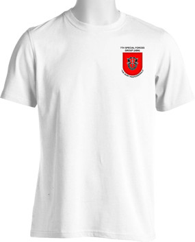 7th Special Forces Group Moisture Wick Shirt