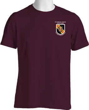 5th Special Forces Group Cotton Shirt Version 2